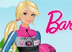 Barbie Motorcycle Ride