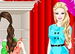 Barbie TV Host Dress up